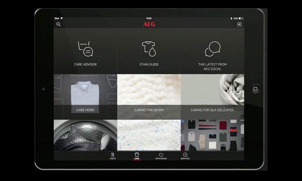 Aeg Hausgeräte Kühlschrank : Smarte technologie mit my aeg app miele waschmaschine