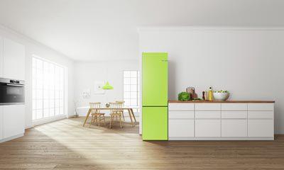 Bosch Kühlschrank Deutschland : Bosch vario style farbige fronten für ihren kühlschrank miele